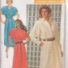 BUTTERICK PATTERN 3567 SIZE 12 MISSES'  DRESS 3 VARIATIONS UNCUT ELLEN TRACY