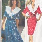 BUTTERICK PATTERN 3595 SIZE 12 MISSES' DRESS 2 VARIATIONS