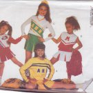BUTTERICK PATTERN 3659 GIRL'S CHEER LEADING COSTUMES SIZES XS/S/M/L UNCUT
