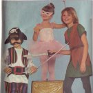BUTTERICK PATTERN 4010 SIZE 8/10 CHILD'S COSTUMES FLYING BOY FAIRY PIRATE