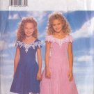 BUTTERICK PATTERN 4276 SIZE 12/14 GIRL'S DRESS UNCUT