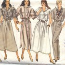 BUTTERICK PATTERN 4836 SIZES 8/10/12 MISSES' DRESS TOP SKIRT PANTS