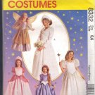 McCALL'S PATTERN 8332 DATED 1996 SIZE 5/6  CHILD'S STORYBOOK COSTUMES 5 STYLES