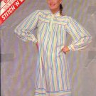 McCALL'S PATTERN 8420 DATED 1983 SIZE 12 MISSES' DRESS