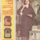 McCall's PTRN N.T.C.1 dated 1974 SIZE LG 16/18 Misses' Coffee Coat or Robe UNCUT