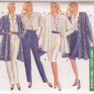 BUTTERICK PATTERN 3154 SIZE 14/16/18 MISSES' Jacket Blouse Skirt Pants UNCUT