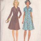 SIMPLICITY VINTAGE 1973 PATTERN 6155 SIZE 16 MISSES' DRESS
