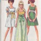 SIMPLICITY PATTERN 8061 SZ 9/10jp MISSES' DRESS IN 2 LENGTHS UNCUT