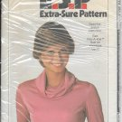 SIMPLICITY PATTERN 8111 SZ 12 MISSES' PULLOVER TOP