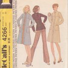 McCALL'S 1974 PATTERN 4266 SIZE 14 MISSES' DRESS OR TOP