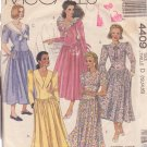 McCALL'S PATTERN 4409 SIZES 12/14/16 MISSES' DRESS IN 5 VARIATIONS