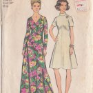 SIMPLICITY 5850 SZ 16 PATTERN DATED 1972 MISSES' DRESS IN 2 LENGTHS