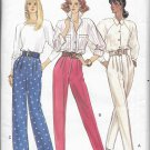 BUTTERICK PATTERN 3025 MISSES' PANTS IN THREE VARIATIONS SIZES 12-14-16 UNCUT