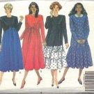 BUTTERICK PATTERN 5072 MISSES' MATERNITY DRESS SIZE 6/8/10/12