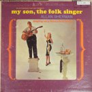 My Son, the Folk Singer - Alan Sherman singing very funny folk songs comedy lp