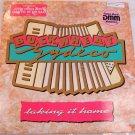 Buckwheat Zydeco Taking it Home LP 1988