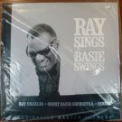 Ray Charles Count Basie Orchestra Ray Sings Basie Swings Limited Edition Audiophile Master Records