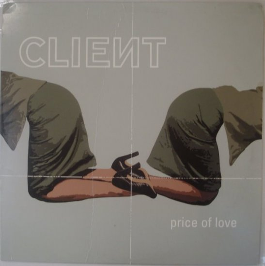 Client - Price of Love Electronica 12""