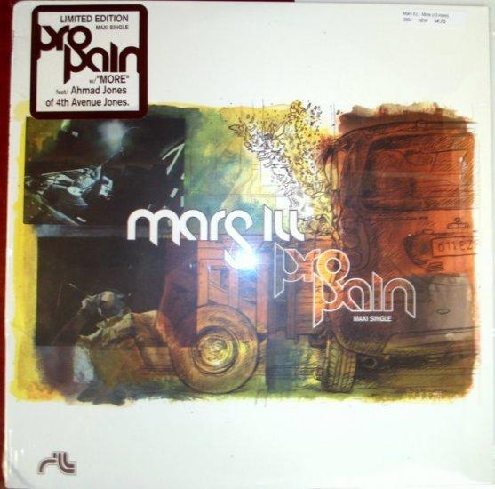 "Mars Ill More 12"" LP Christian Hip-Hop"