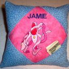 PERSONALIZED tooth fairy pillow BALLET DANCE