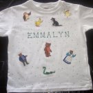 PERSONALIZED TODDLER/YOUTH T-SHIRT - LITTLE BEAR!