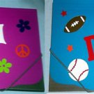 PERSONALIZED School Office Folder Paper Holder - Great for the kids!