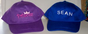 PERSONALIZED embroidered kids youth Baseball Hat Cap!