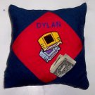 PERSONALIZED Tooth Fairy Pillow - VIDEO GAMES!!