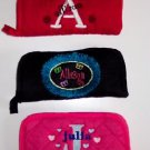 PERSONALIZED Embroidered Eye Glass Case!!