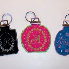 PERSONALIZED Key Fob Key Chain - design your own!!