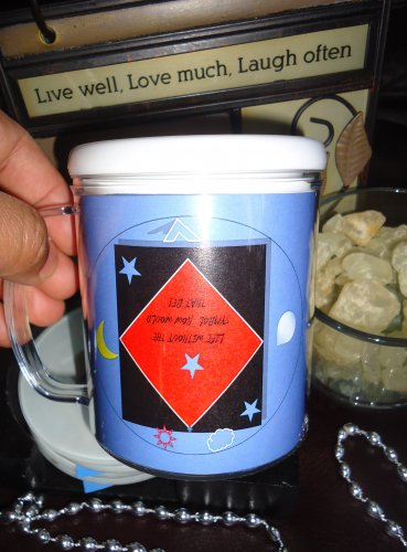 Plastic Mug cup