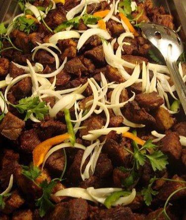 Haitian chef cook