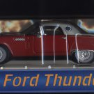 1956 Ford Thunderbird By NAPA..Coin bank..1/24 scale