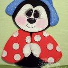 Sweet Little Lady 12x12 2 Page Layout Kit