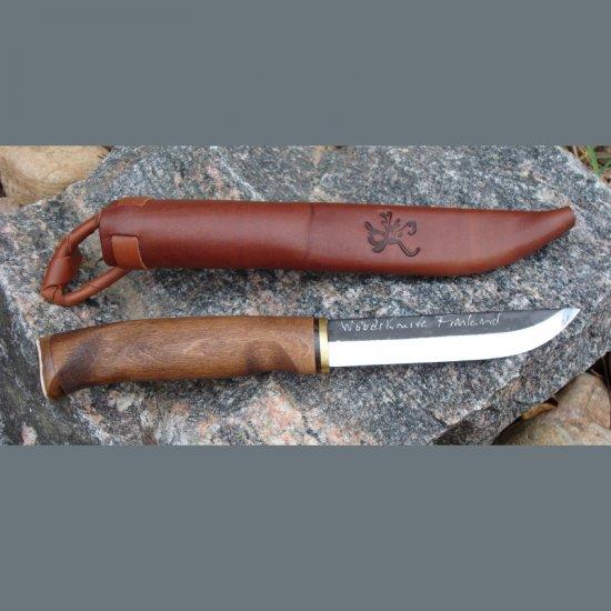 Reindeer Puukko Knife