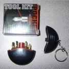 Pocket Key Chain TOOL KIT by School Designs NEW + FREE U.S. SHIPPING