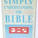SIMPLY UNDERSTANDING THE BIBLE by Irving L Jensen BOOK + FREE U.S. SHIPPING