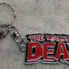 THE WALKING DEAD Metal KEY CHAIN Ring Keychain NEW