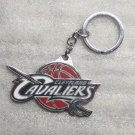 NBA Cleveland Cavs Cavalier Metal Basketball Quality KEY CHAIN Ring Keychain NEW
