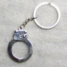 Mini Working HAND CUFF Handcuffs High Quality KEY CHAIN Ring Keychain NEW