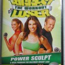 THE BIGGEST LOSER The Workout Power Sculpt Kim Lyons Bob Harper Jullian DVD