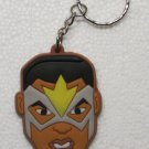 Avengers FALCON Rubber KEY CHAIN Ring Keychain NEW