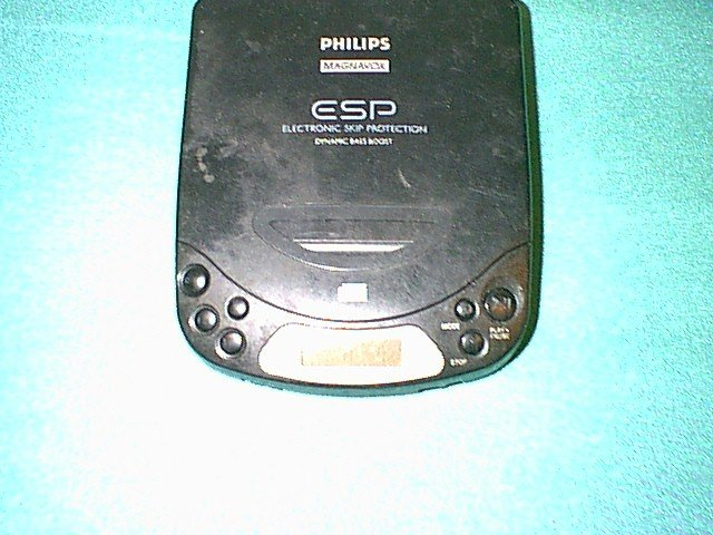 Portable Cd Player 2