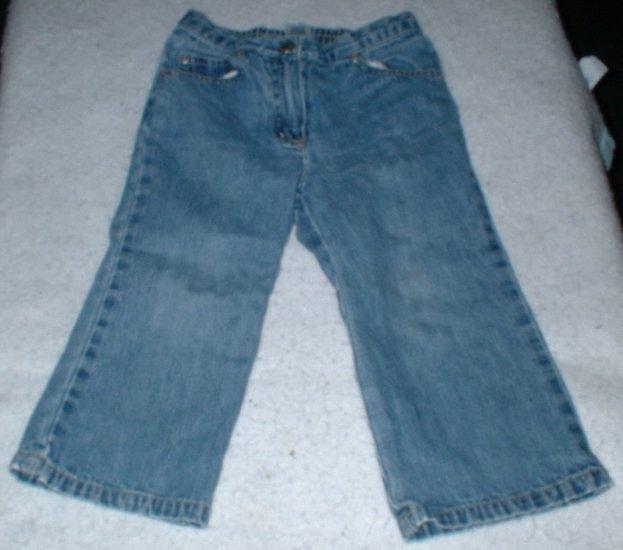 Girls 3T Old Navy 5pocket Light Wash Denim Jeans