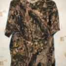 Mens NWOT Size Large MossyOak Camo Shirt