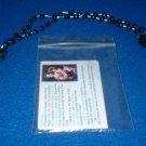 Black Rosary NIP FREE SHIPPING