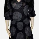 BALI DRESS FIRENZE BLACK DISCO