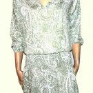 BALI DRESS FIRENZE PASTEL GREEN