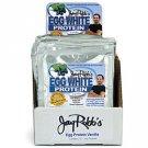 Egg White Protein, Vanilla Powder - Single Serve 24g Protein Packet - Jay Robb