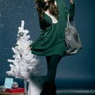 Korean Fashion Wholesale [B2-6241] Lovely Dress - Green